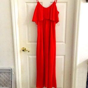 Womens medium maxi dress